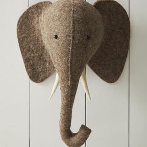 Elephant Head decor